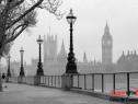 Fototapet LONDON FOG 142 366×254 cm