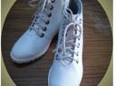 *H&M*, white canvas boots,primavara / toamna, absolut noi!