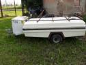 Remorca Rulota Caravana Camping