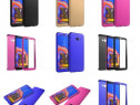 Husa 360° fata + spate Samsung Galaxy J3 2017, J4 , J4 Core
