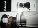 Cuisinart dbm18e, rasnita electrica de cafea, noua, la cutie