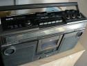 Radiocasetofon Hitachi Vintage