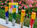 Fumigene colorate, cu fitil - 60 secunde