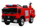 Masinuta electrica pompieri fire truck hollicy 90w premium