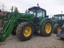 Tractor John Deere 6420 premium TLS, an 2004, AC, 4x4