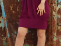 """Rochie """"wet seal"""" Poliester, Marime-L Mov"""