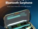 Casti bluetooth, wireless, stereo premium, 2200 mAh