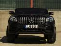 Masinuta electrica pentru 2 copii Mercedes GLC63s 180W