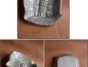 PISA, scrumiera veche de COLECTIE, metal turnat si fasonat