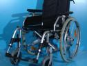 Scaun cu rotile din aluminiu second hand Trendmobil