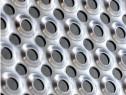 Tabla perforata antiderapanta ambutisata # 2mm otel zincat