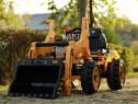 Excavator electric pentru copii Kinderauto BJS328 70W 12V