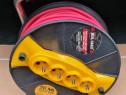 Rola prelungitor 4 prize 50 metri cablu 3x2.5