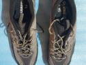 Pantofi mtb shimano 8/10 masura 45 + placute