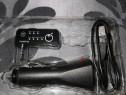 Modulator Car KIT FM atașat la telefon