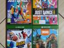 Xbox One Kinect: Just Dance 2017, Disney Rush, Zoo Tycoon