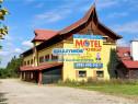 Motel in Gaiesti cu 50 camere, restaurant, parcare Tiruri