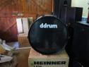 Toba mare si tomtom DDrum Journeyman Red