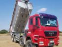 Man tgs 35.540 camion basculanta 8×4 540 cp e4 fara adblue