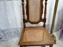 Scaun Antique din lemn masiv
