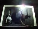 Set becuri auto bec LED H7 3800 lumeni 36W alb rece 6000k