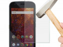 Folie sticla telefon CAT S61, Tempered Glass, protectie secu