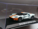 Macheta Ford GT Heritage Edition Gulf 2019 - Greenlight 1/43