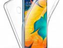 Husa telefon Plastic+Silicon Samsung Galaxy M21 Clear