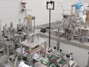 Mașină producție măști-automată 60 buc/min cu 2 capete