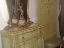 Mobila hol/comoda si cuier,baroc venetian,vintage/antica,pic