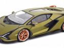 Macheta Lamborghini Sian FKP 37 2020 - Bburago 1/18