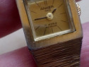 Ceas damă vintage ANKER, anii 60, deosebit, funcțional, rar
