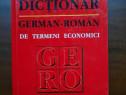 Dictionar german-roman de termeni economici - M. Leca (2002)