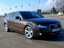 Audi A4 S-line Moka Brown 2011 Euro 5 Motor 2.0 TDI 170 CP