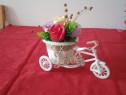 Idei de cadou Aranjamente flori de sapun parfumate