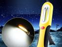 Lanterna cu Fixare Magnet si Agatatoare 360 Grade c98