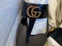 Gucci sleepers GG metal logo,produs original.