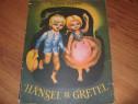 Fratii Grimm - Hansel si Gretel ( 1989, ilustrata color ) *