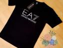 Tricouri Emporio Armani, logo brodat,Italia, diverse mărimi
