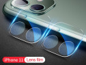 Folie sticlă cameră Iphone 11 protecție lentile