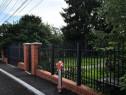 Gard metalic, confectii metalice , mobilier stradal