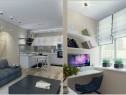 Apartament bloc nou, S-57 mp, cu boxa si loc de parcare-Buco