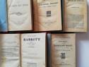Lot 5 volume vechi literatura Franceza anii 20-30 Marii Clas