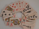 Pachet carti de joc clasic 52 carti + 2 jockeri - Nou