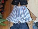 Pantaloni scurți și vesta