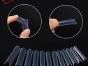 Tipsuri sabloane free edge smart forms extensii unghii polyg
