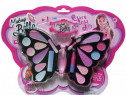 Set fard cu fluture pentru fetite machiaj