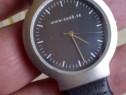 Ceas promoțional SAAB, condiții excelente, funcțional