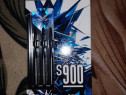 Sageti Darts profesionale Sagesta S900 darts varf plastic ×3