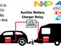 Releu Încărcare Baterie Auxiliară 12v 100/200A